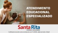 ATENDIMENTO EDUCACIONAL ESPECIALIZADO - Curso de Aperfeiçoamento.