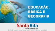 EDUCAÇÃO BÁSICA E GEOGRAFIA - Curso de Extensão.