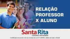 RELAÇÃO PROFESSOR X ALUNO