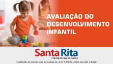 AVALIAÇÃO DO DESENVOLVIMENTO INFANTIL - Curso de Aperfeiçoamento.