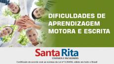 DIFICULDADES DE APRENDIZAGEM MOTORA E ESCRITA - Curso de Aperfeiçoamento.