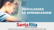 DIFICULDADES DE APRENDIZAGEM  -  Curso de Extensão.