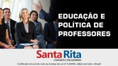 EDUCAÇÃO E POLÍTICA DE PROFESSORES - Curso de Extensão